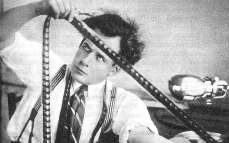 Serguei Eisenstein estableció las bases de la narrativa cinematográfica.