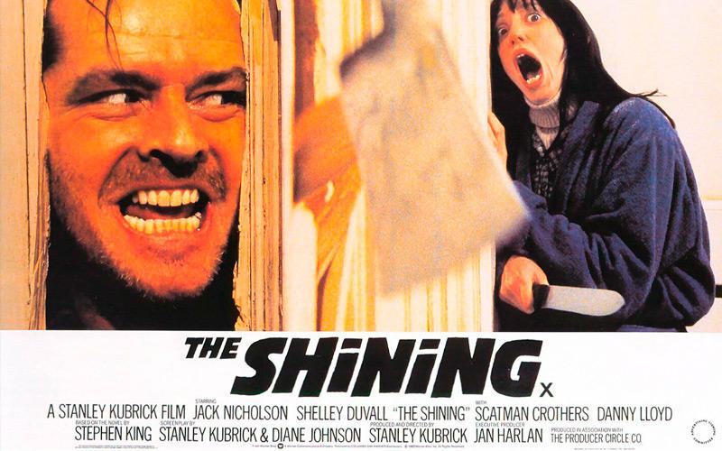 Película basada en una novela de Stephen King.