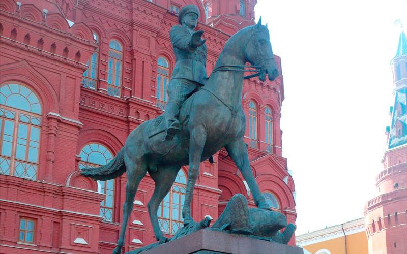 El responsable de la dirección militar que derrotó a las hordas nazis que invadieron la URSS.