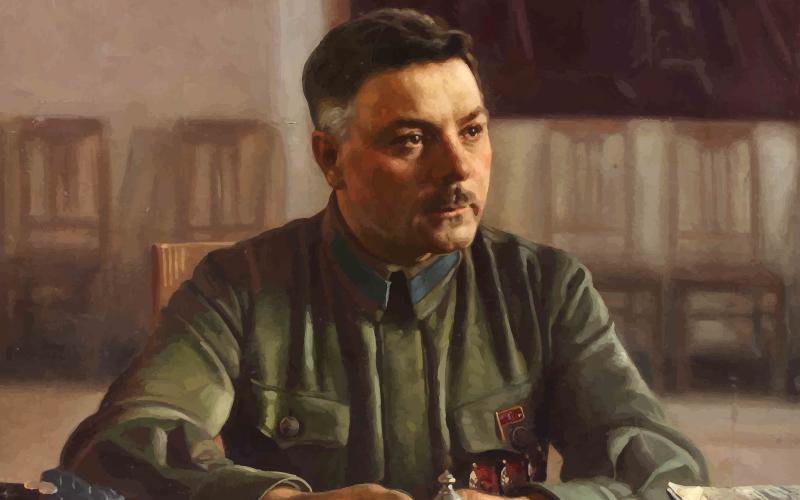 Dirigente de primer orden de la URSS.