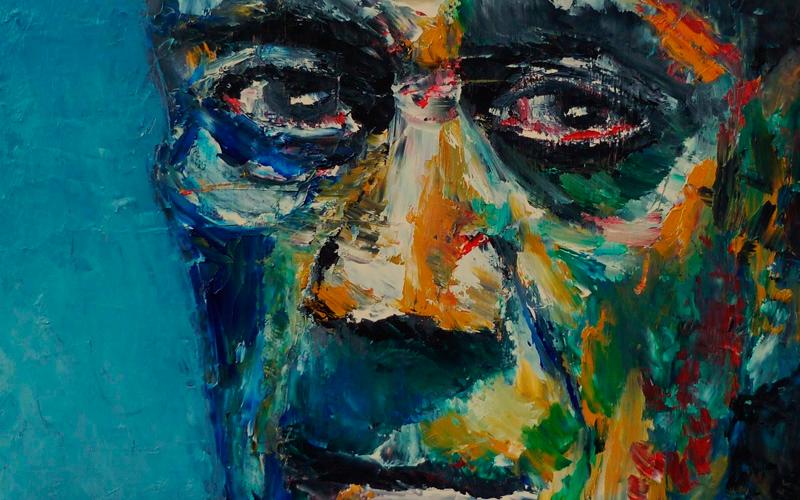 Captaba la esencia del caracter de las personas que pintaba.