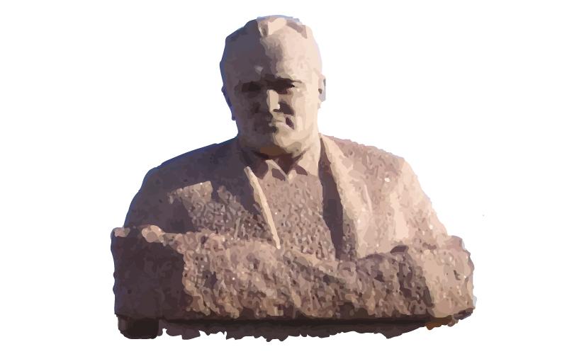 El gran arquitecto del espacio, pionero y referente mundial.
